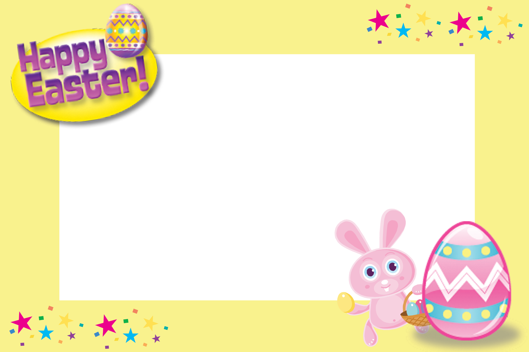Epson Creative Corner Holidays Amp Events Easter Photo Frame